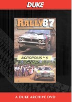 World Rally 1987 Acropolis Duke Archive DVD