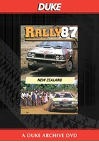 World Rally 1987 New Zealand Duke Archive DVD