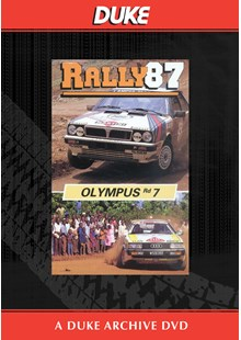 Olympus Rally 1987 - Duke Archive DVD