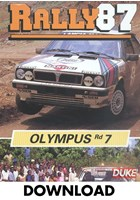 WRC 1987 USA Olympus Rally Download