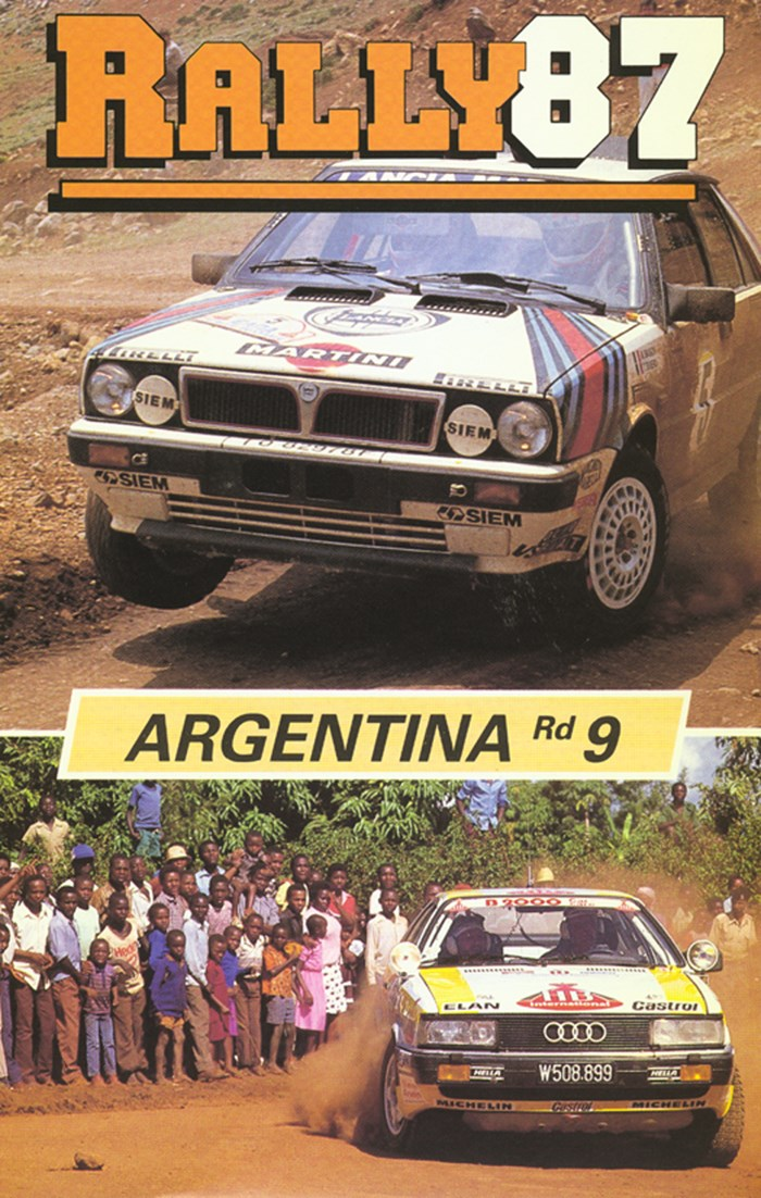 WRC 1987 Argentinian Rally Download