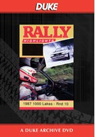 World Rally 1987 1000 Lakes Duke Archive DVD