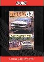 World Rally 1987 Ivory Coast Duke Archive DVD