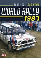 San Remo Rally 1987 Duke Archive DVD