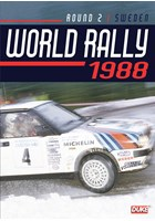 World Rally 1988 Sweden Duke Archive DVD