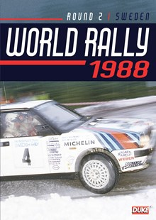 WRC 1988 Rally Sweden Download