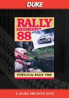 Portuguese Rally 1988 Duke Archive DVD