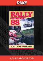 Portuguese Rally 1988 Duke Archive DVD