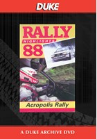 World Rally 1988 Acropolis Duke Archive DVD