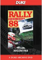Argentinian Rally 1988 Duke Archive DVD