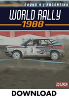 WRC 1988 Argentina Rally Download