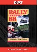 1000 Lakes Rally 1988 Duke Archive DVD