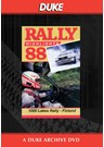 1000 Lakes Rally 1988 Duke Archive DVD