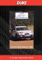 Scottish Rally 1988 Flying Scotsman Duke Archive DVD