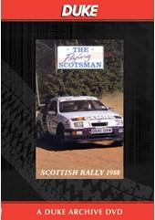 Scottish Rally 1988 Flying Scotsman Duke Archive DVD