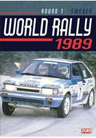Swedish Rally 1989 Duke Archive DVD