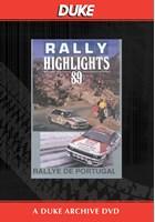 Portuguese Rally 1989 Duke Archive DVD