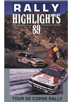 Tour De Corse Rally 1989 Duke Archive DVD