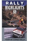 Tour De Corse Rally 1989 Duke Archive DVD