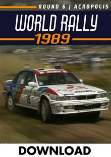 1989 Acropolis Rally Download