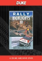 World Rally 1989 New Zealand Duke Archive DVD
