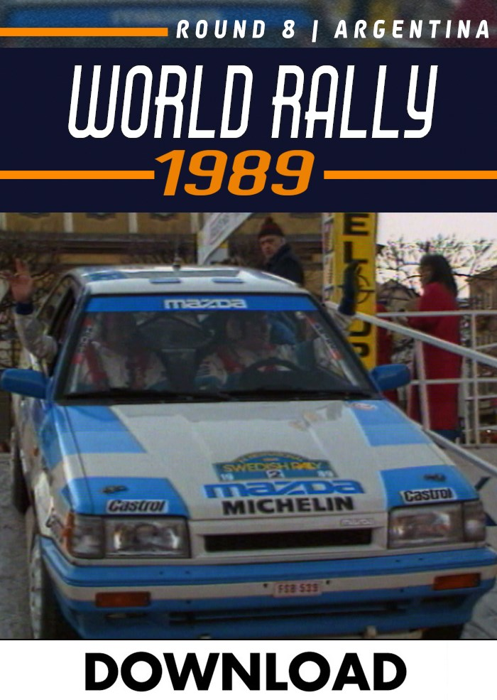 WRC 1989 Argentina Rally Download