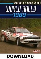 WRC 1989 1000 Lakes Rally Download