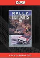Ivory Coast Rally 1989 Duke Archive DVD