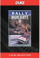 WRC 1989 Ivory Coast Rally Download