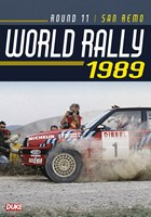 San Remo Rally 1989 Duke Archive DVD