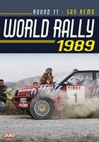 San Remo Rally 1989 Duke Archive DVD