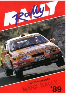 Manx International Rally 1989 Duke Archive DVD