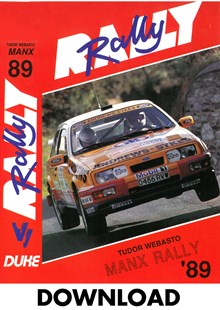 Manx International Rally 1989 - Download