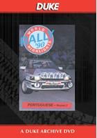 Portuguese Rally 1990 Duke Archive DVD