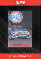 Portuguese Rally 1990 Duke Archive DVD