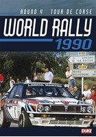 Tour De Corse Rally 1990 Duke Archive DVD