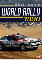Acropolis Rally 1990 Duke Archive DVD