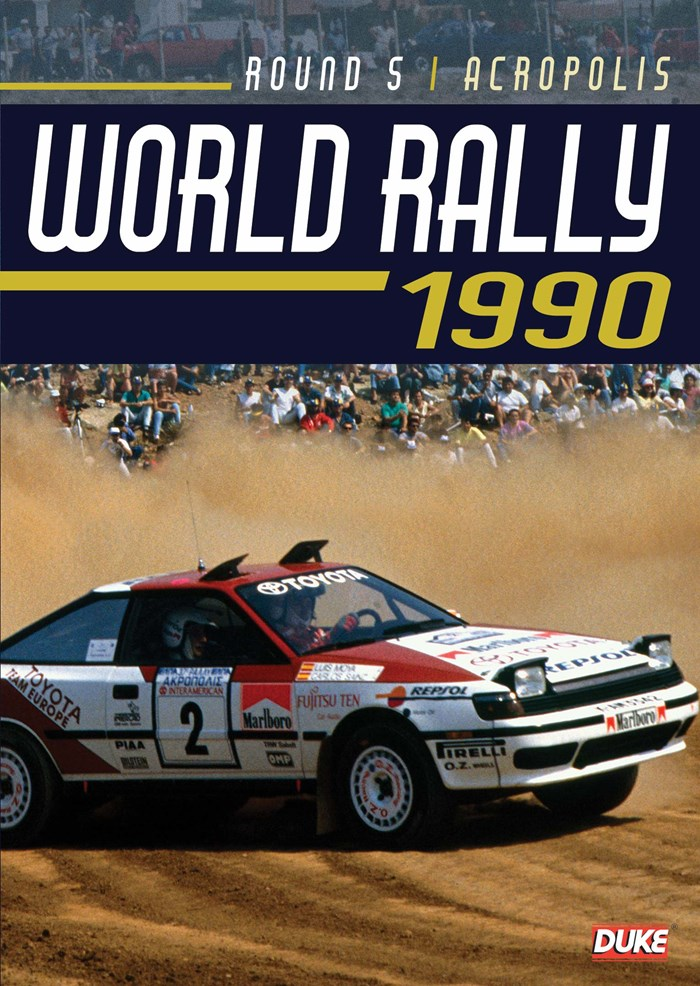 Acropolis Rally 1990 Download