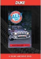 Australian Rally 1990 Duke Archive DVD