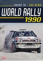 San Remo Rally 1990 Duke Archive DVD