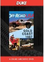 Gold Coast Las Vegas 300 1987 Duke Archive DVD