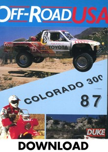 Colorado 300 - USA Off Road 1987