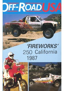 Fireworks US Off Road 1987 Duke Archive DVD