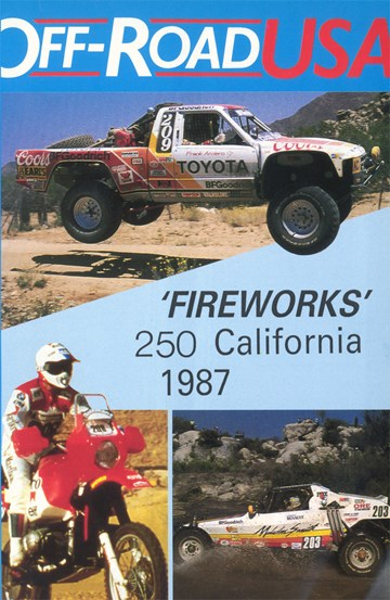 Fireworks US Off Road 1987 Duke Archive DVD - click to enlarge