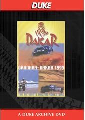 Paris Dakar Review 1999 Duke Archive DVD