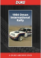 Oman Rally 1984 Duke Archive DVD