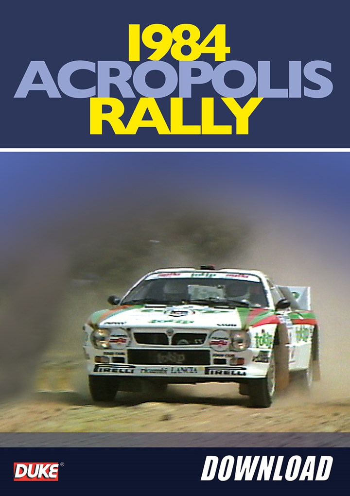 WRC 1984 Greece Acropolis Rally Download