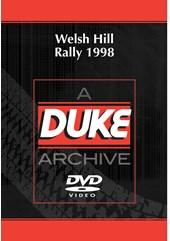 Welsh Hill Rally 1998 Duke Archive DVD