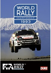 World Rally Review 1993 DVD