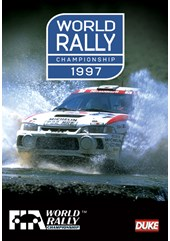 World Rally Review 1997 DVD